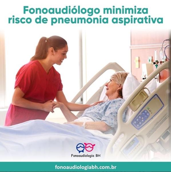 Fonoaudiólogo minimiza risco de pneumonia aspirativa