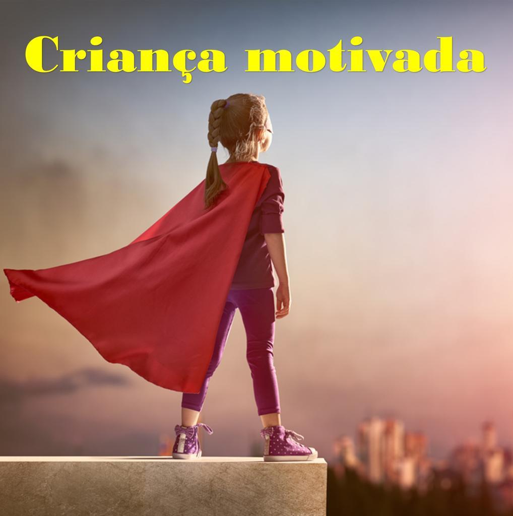 Criança motivada